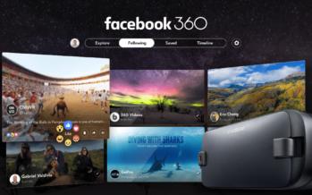 Facebook 360: soziales Netzwerk startet 360-Grad App für Samsung Gear VR