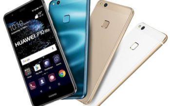 Huawei P10 lite und Huawei Watch 2 ab heute erhältlich