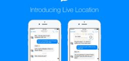 Facebook Messenger bekommt Live Location