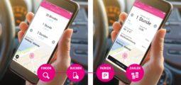 CeBIT 2017: Telekom startet App für vernetztes Parken mit neuem Netz für IoT Geräte