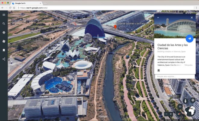 """Google Earth 3D google earth """"Das neue Google Earth"""" ist da – neues Design und zahlreiche Features vorgestellt Google Earth 660x401"""