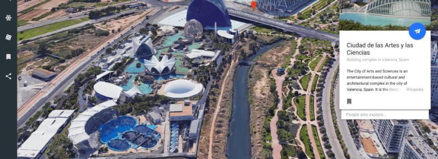 """""""Das neue Google Earth"""" ist da – neues Design und zahlreiche Features vorgestellt"""