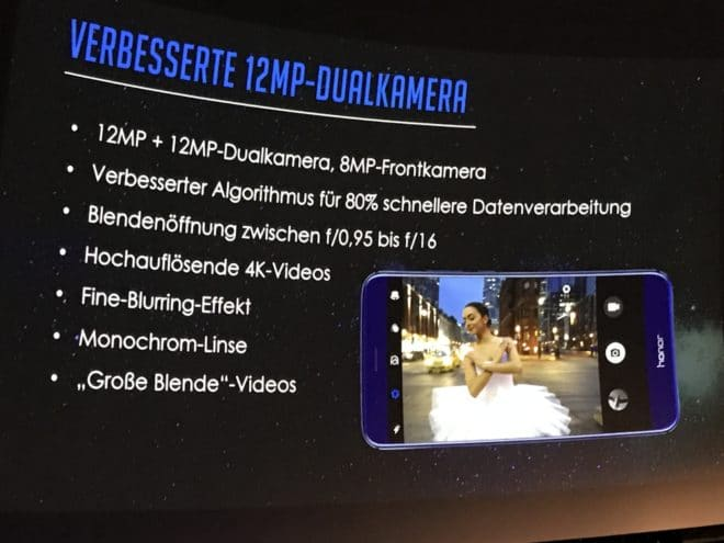 Honor 8 Pro honor 8 pro HonorDay: Honor 8 Pro und Honor 6C starten in Deutschland Honor 8 Pro Kamera 660x495