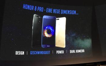 HonorDay: Honor 8 Pro und Honor 6C starten in Deutschland