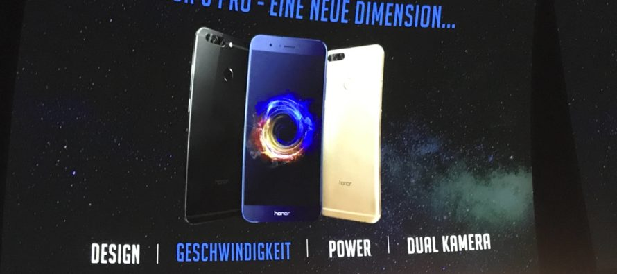 HonorDay: Honor 8 Pro und Honor 6C starten in Deutschland