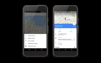 Google Maps bekommt Parkplatz-Assistenten