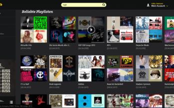 Review: Juke! – der etwas andere Musik-Streaming-Dienst