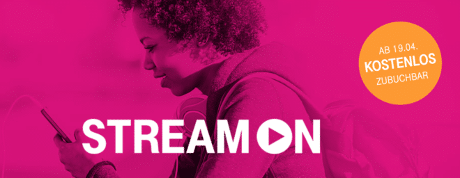 Telekom StreamOn telekom Telekom revolutioniert mit StreamOn Mobilfunk in Deutschland Telekom SteamOn