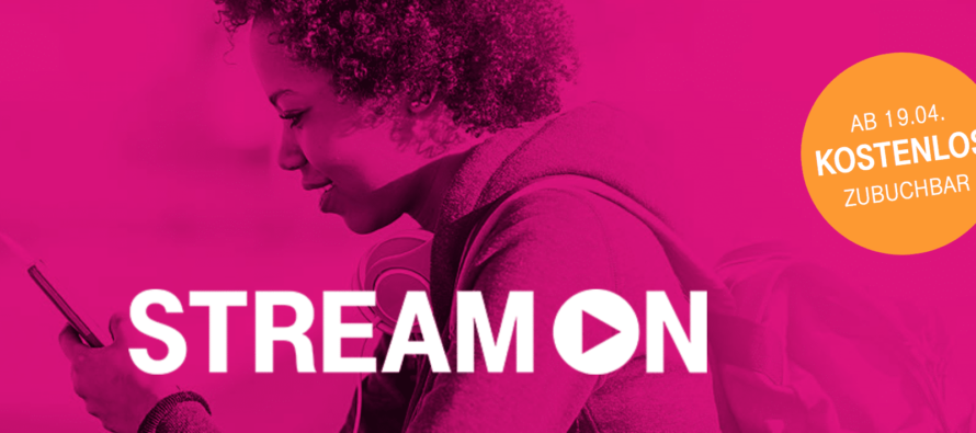 StreamOn der Telekom: 17 neue Partner im August