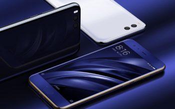 Xiaomi Mi 6 präsentiert