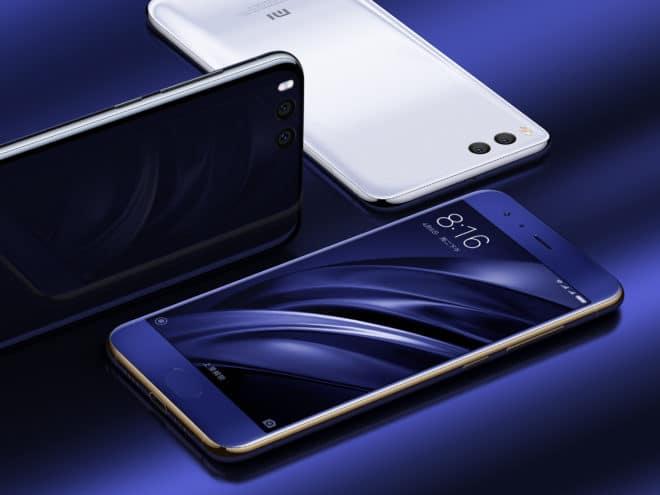 Xiaomi Mi 6 Xiaomi Mi 6 Xiaomi Mi 6 präsentiert Xiaomi Mi 6 660x495