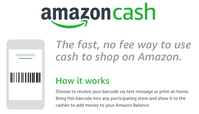 Amazon Cash Amazon Amazon Cash: Amazon akzeptiert in Amerika ab sofort Bargeld amazon cash 660x379