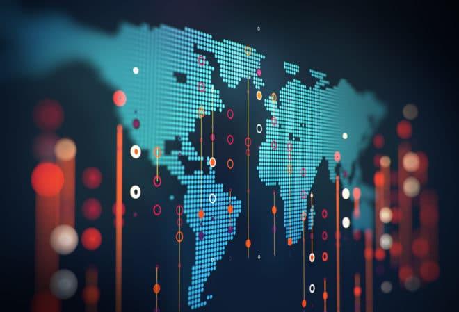 Internet internet Loch im Netz: Gravierende Lücke gefährdet WPA2-Verschlüsselung bigstock Big Data Futuristic Visualizat 153418961 660x449