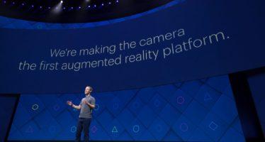Facebook F8: Smartphone-Kameras werden Augmented-Reality-Platttform