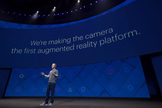 Facebook F8 2017 Facebook Facebook F8: Smartphone-Kameras werden Augmented-Reality-Platttform f8 mz d 660x440
