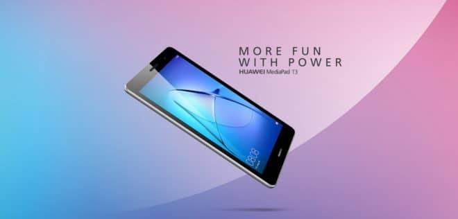 Huawei MediaPad T3 Huawei MediaPad Huawei MediaPad T3 Serie vorgestellt – neue Tablets kommen auch nach Deutschland mediapad t3 01 660x316
