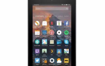 Amazon Fire Tablet Serie überarbeitet