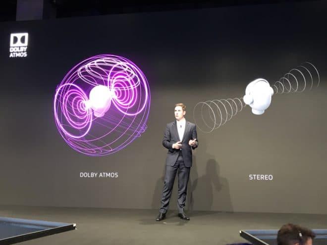 Dolbi Atmos im MateBook X - S. Rehm / TechnikSurfer  X, E, D: Huawei stellt neue MateBooks vor Dolbi Atmos 660x495