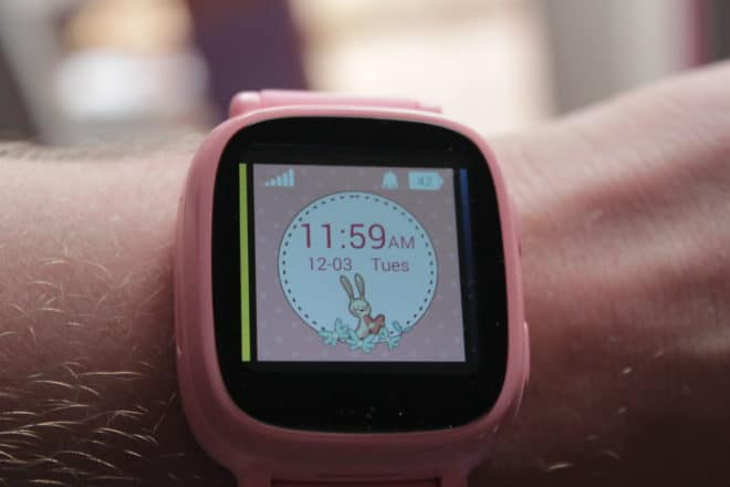 oaxis watchphone Smartwatch für Kinder: Oaxis Watchphone im Kurzcheck IMG 9606