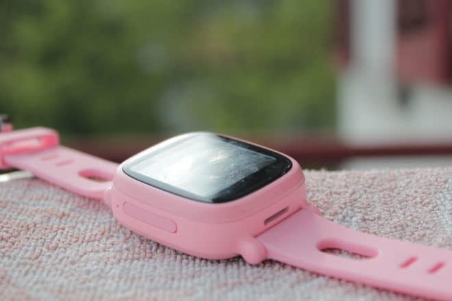 oaxis watchphone Smartwatch für Kinder: Oaxis Watchphone im Kurzcheck IMG 9638