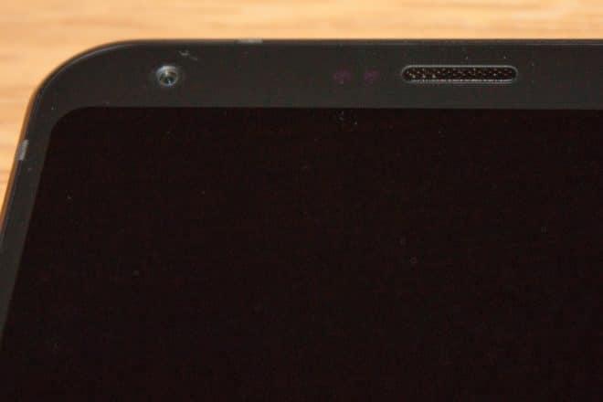 LG G6 lg g6 LG G6 im Test – das ultimative Flaggschiff ohne Knall-Effekt LG G6 6 rechts Kamera Front 660x440