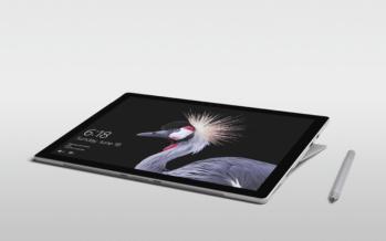 Microsoft Surface Pro enthüllt – inklusive neuem Zubehör