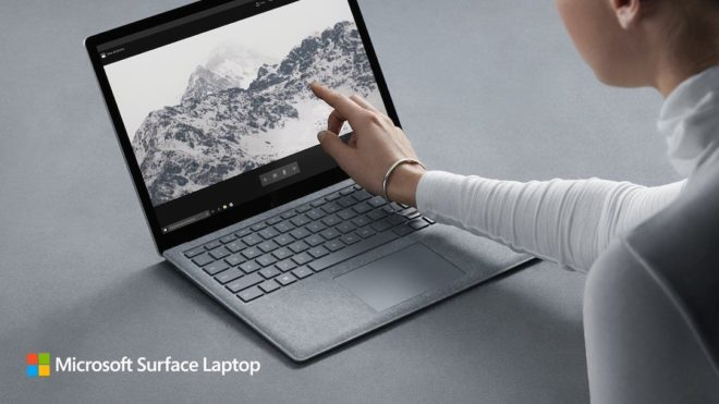 Microsoft Surface Laptop Microsoft Microsoft Surface Laptop mit neuem Betriebssystem Windows 10S vorgestellt Microsoft Surface Laptop 660x371