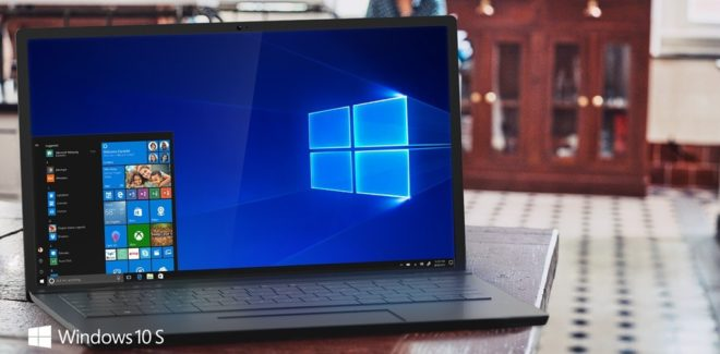 Windows 10 S Microsoft Microsoft Surface Laptop mit neuem Betriebssystem Windows 10S vorgestellt Microsoft Windows 10 S 660x325