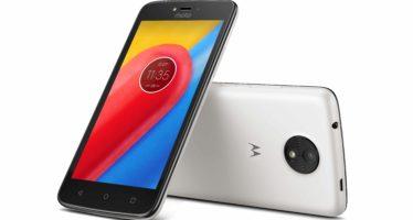 Lenovo stellt neue Einsteiger-Smartphone Moto C und Moto C Plus vor