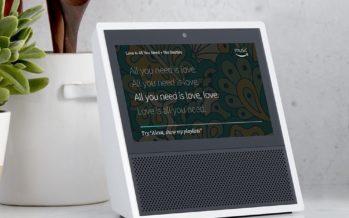 Amazon Echo Show: Lautsprecher mit Display und Kamera vorgestellt