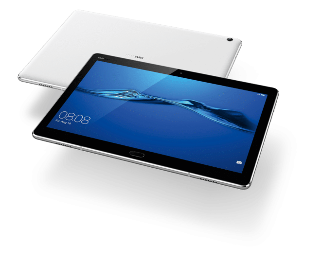 Huawei MediaPad M3 Lite 10 Huawei MediaPad Huawei stellt Multimedia-Tablet Huawei MediaPad M3 Lite 10 vor mediapad m3 lite 10 grey white composing dynamic lying2 660x541