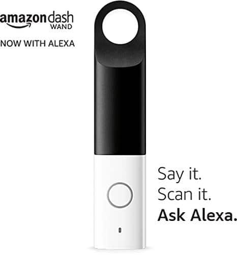 Amazon Dash Wand [object object] Amazon Dash Wand präsentiert – Dash Button mit Alexa und Barcode-Scanner Amazon Dash Wand