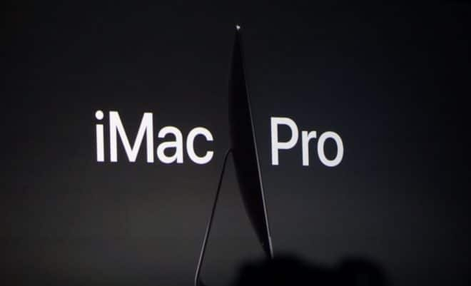Apple iMac Pro mac Apple WWDC 2017: Rundumschlag beim Mac-Lineup Apple iMac Pro 660x401
