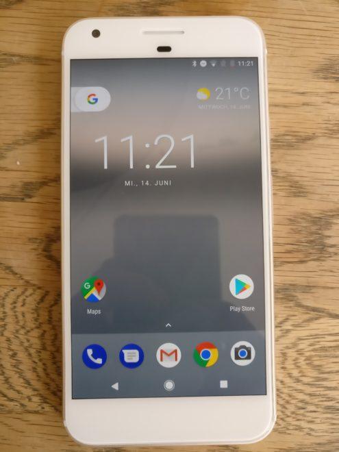 Google Pixel google pixel Google Pixel getestet – das heimliche iPhone unter den Androiden IMG 20170614 112119 495x660