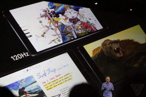 iPad Pro ipad Apple WWDC 2017: das neue iPad Pro ist da SSP 1234 564x376