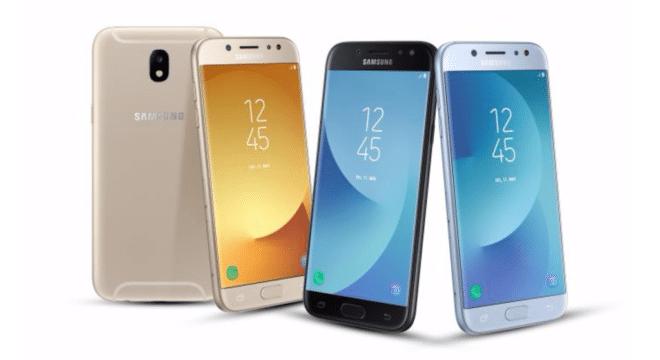 Samsung Galaxy J  Samsung schickt Update der Samsung Galaxy J-Serie ins Rennen Samsung Galaxy J 660x360