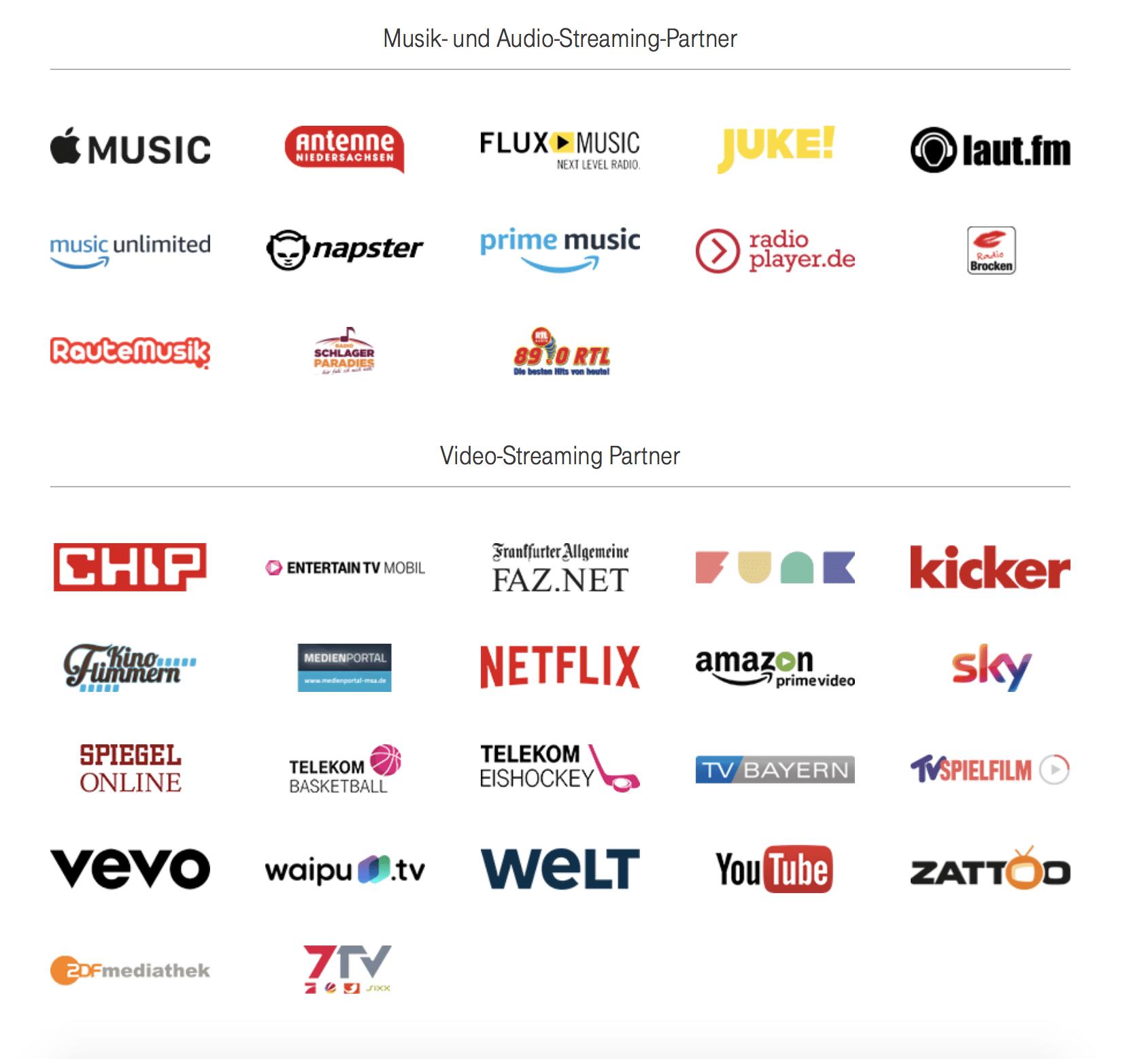 Stream On Partner