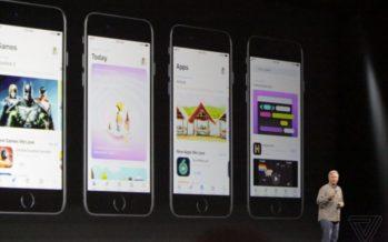 Apple WWDC 2017: iOS 11 mit der nicht enden wollenden Feature-Liste
