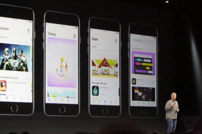 iOS 11  Updates bei Apple: iOS 11, watchOS 4 und tvOS 11 stehen bereit iOS11 2 660x440