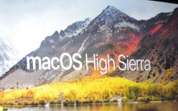 Apple WWDC 2017: macOS High Sierra kommt mit Apple File System und schnellstem Browser