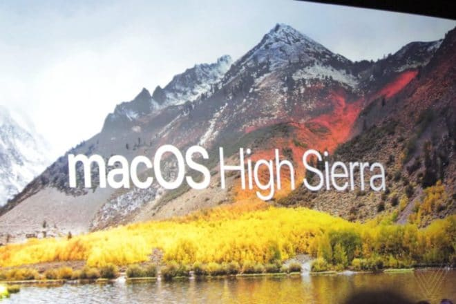 macOS High Sierra macos high sierra Apple WWDC 2017: macOS High Sierra kommt mit Apple File System und schnellstem Browser macOS HighSierra Logo 660x440