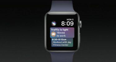 Apple WWDC 2017: Alle Neuerungen in watchOS 4 und tvOS