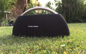 Harman Kardon Go + Play  ausprobiert – satter Sound in Handtaschenform