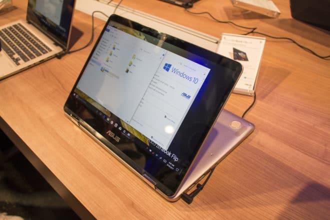 asus IFA 2017: Asus bringt neue ZenBook-Modelle mit Asus ZenBook Flip 14 01 660x440