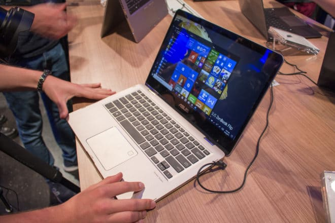 asus IFA 2017: Asus bringt neue ZenBook-Modelle mit Asus ZenBook Flip 14 02 660x440