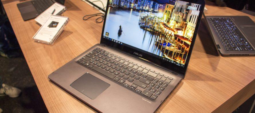 IFA 2017: Asus bringt neue ZenBook-Modelle mit