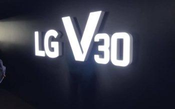 IFA 2017: Das LG V30 im Video