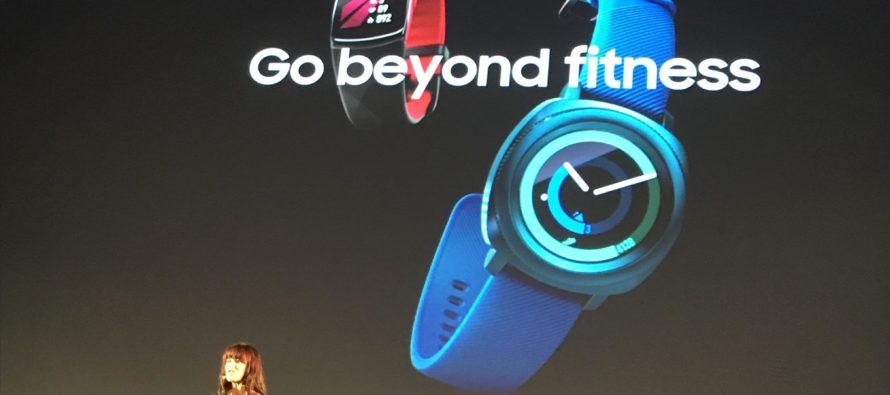 IFA 2017: Samsung stellt neue Wearables vor