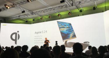 IFA 2017: Erste Intel Gen. 8 Highlights von Acer