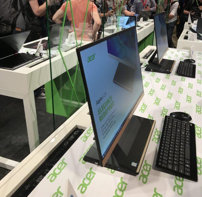 Acer Aspire S24 handson acer IFA 2017: Erste Intel Gen. 8 Highlights von Acer IMG 2918 e1504089195850 660x642